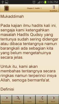 Artikel Tentang Hadits Melayu apk screenshot