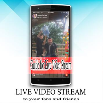 Guide Video lively Live Stream poster