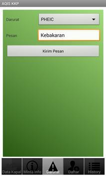 AQIS KKP apk screenshot