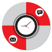 SMS EMAIL Schedule icon