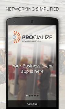 Procialize poster