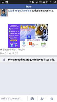 Asadvoip itel poster