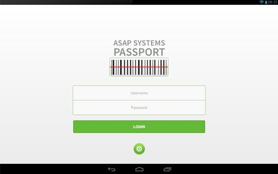 ASAP Passport apk screenshot
