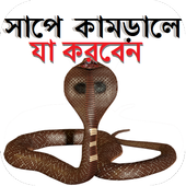 Snake Bite How to Safe icon