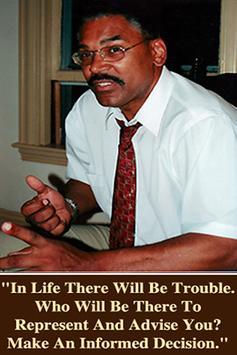Attorney Eddie Jenkins poster
