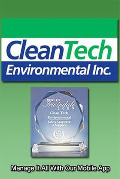 Cleantech Environmental Inc poster