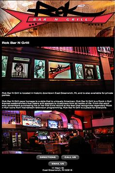 Rok Bar n Grill apk screenshot