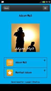 Kumpulan Adzan Audio poster