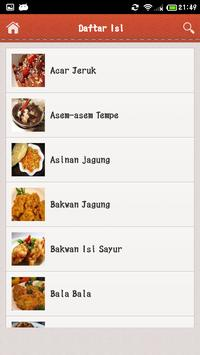 Aneka Resep Sayur apk screenshot