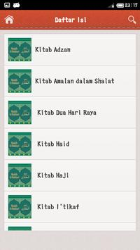Kumpulan Hadits Shahih Bukhari apk screenshot