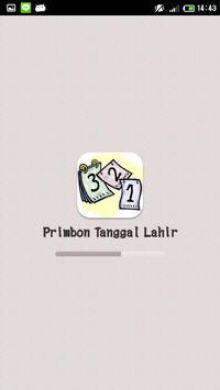 Primbon Tanggal Lahir poster