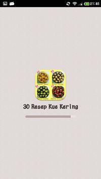 30 Resep Kue Kering poster