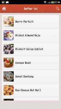30 Resep Kue Kering apk screenshot