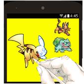 How To Draw Poke icon