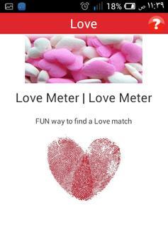 LoveMeter / lovemeter poster
