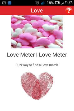 LoveMeter / lovemeter apk screenshot