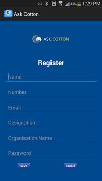 Ask Cotton apk screenshot