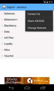 All USSD apk screenshot
