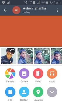 Owyeah Msg App apk screenshot
