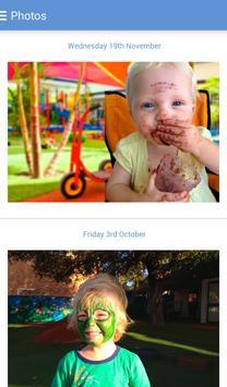 Ashfield Baptist Childcare poster