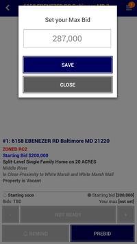 Ashland Auction Group apk screenshot