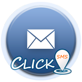 ClickSMS Location Messenger icon