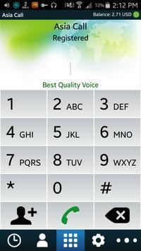 Asia Call Dialer poster