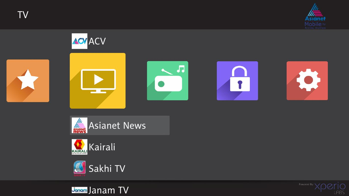 Asianet Mobile TV APK Download - Free Entertainment APP for ...
