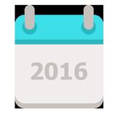 India Holidays 2016 icon