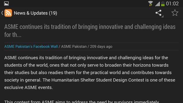 ASME Pakistan apk screenshot
