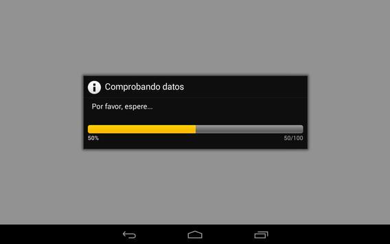 AS Cuadro de Mandos apk screenshot