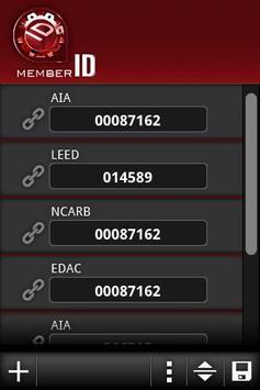 Architect Machines - Member ID apk screenshot