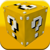 Lucky Mods For MineCraft PE icon