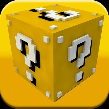 Lucky Mods For MineCraft PE poster