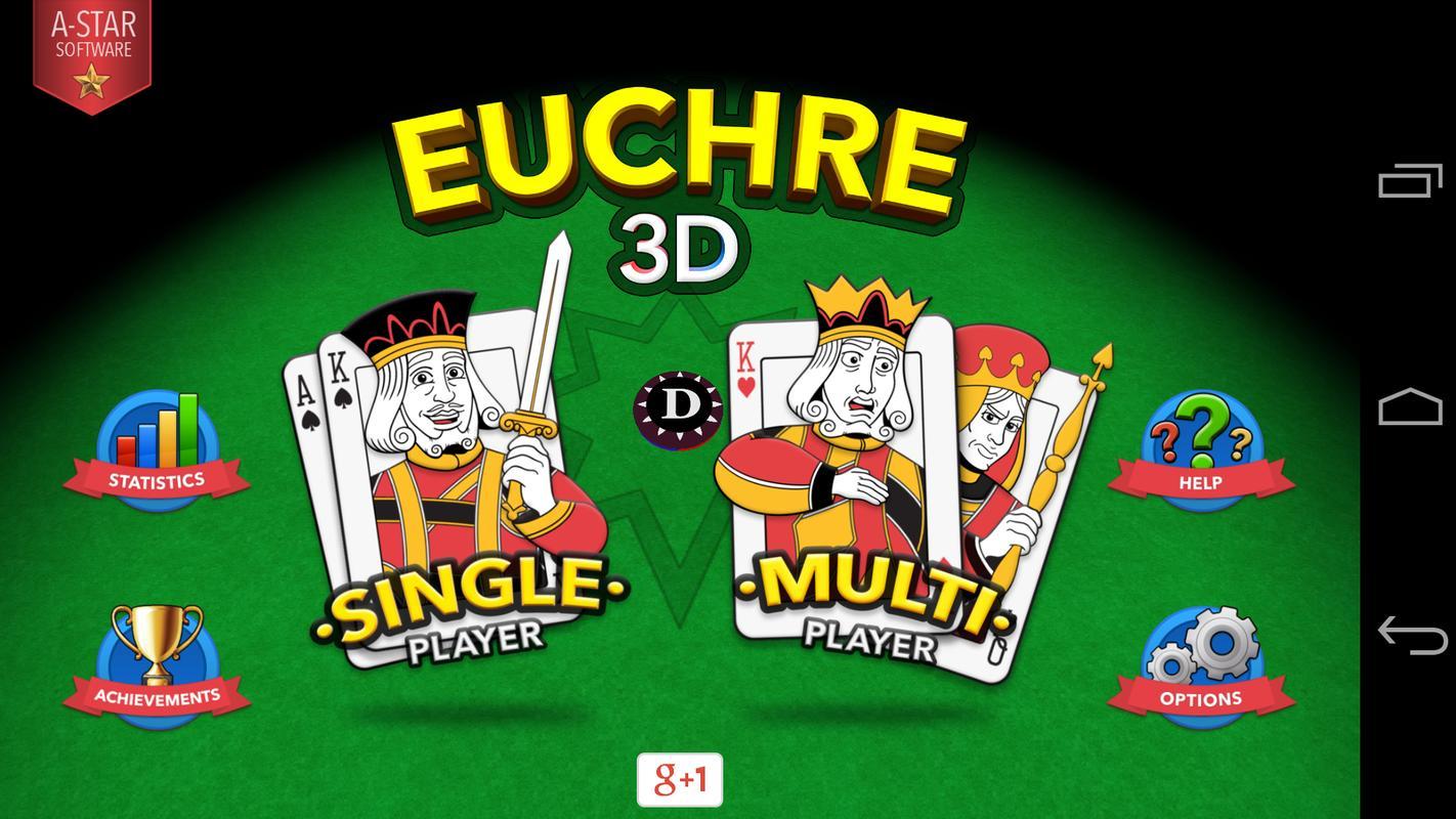 Euchre online, free