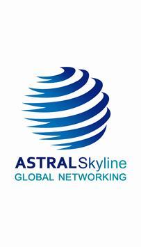 Astral Skyline Global poster