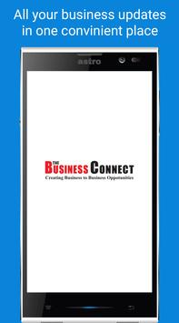 The Business Connect poster