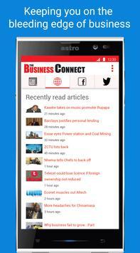The Business Connect apk screenshot