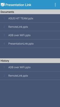 Presentation Link (PowerPoint) apk screenshot