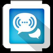 ZenWatch Message- private talk icon