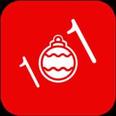 101 Christmas SMS icon