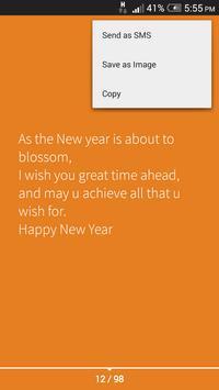 101 Christmas SMS apk screenshot