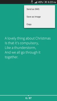 Merry Christmas Greetings apk screenshot