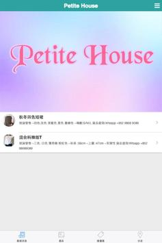 Petite House poster