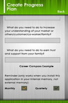 Career Compass The Essential apk screenshot