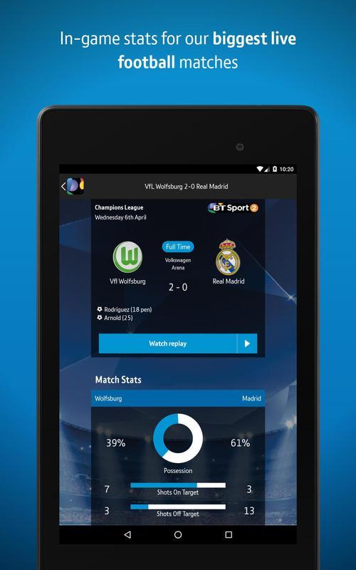BT Sport APK Download - Gratis Hiburan APL untuk Android   APKPure.com