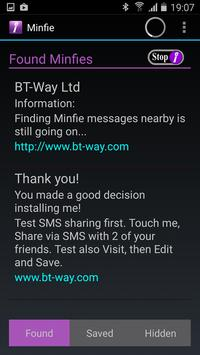 MINFIE apk screenshot