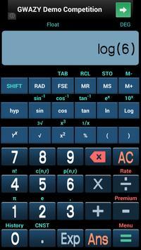 Super Scientific Calculator apk screenshot