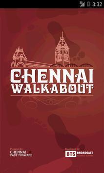 Chennai WalkAbout poster