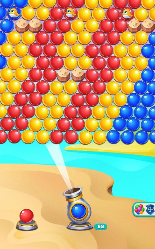 bubble shooter rescue apk download free casual game for android. Black Bedroom Furniture Sets. Home Design Ideas